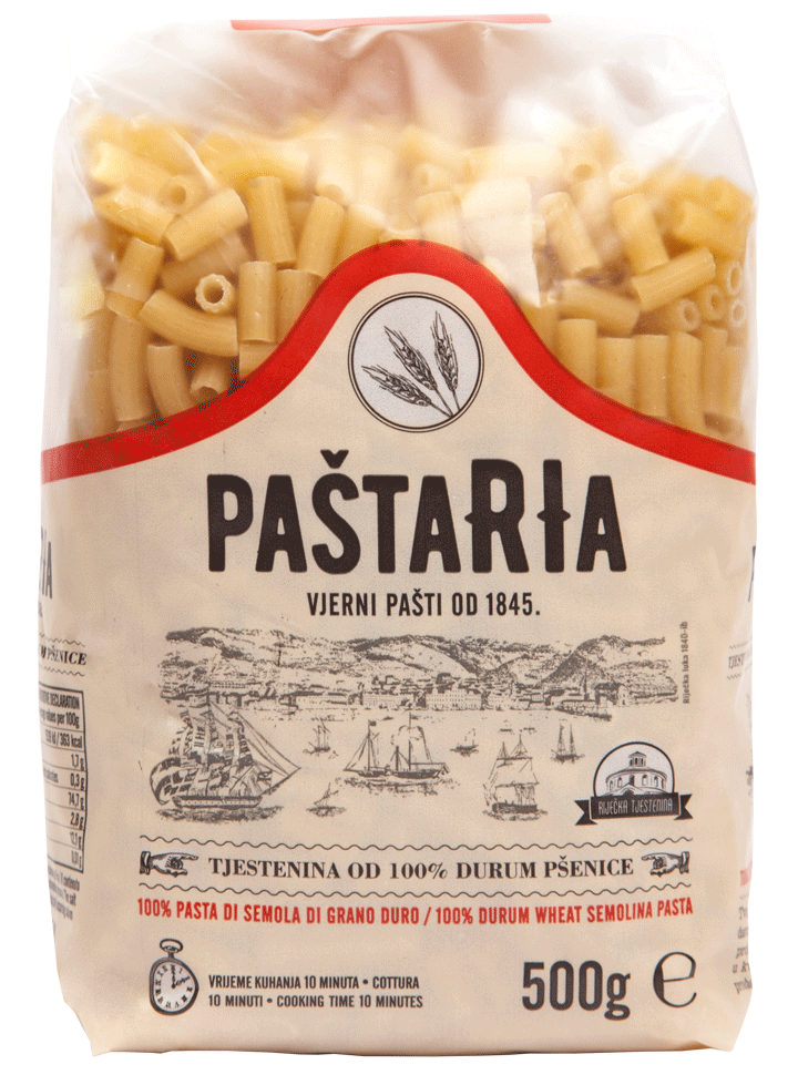 Durum Maccheroni R packaging