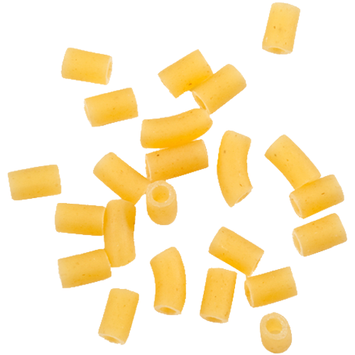 Durum Maccheroni shape